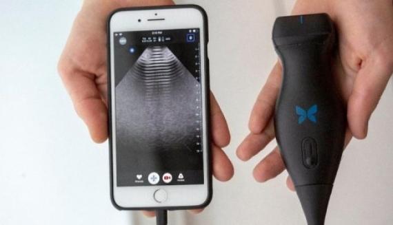Производитель компактных УЗИ-сканеров, совместимых с iPhone, привлек $250 млн