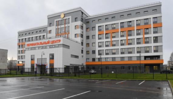 Перинатальный центр-долгострой в Ленобласти начал работу. 60% медоборудования российского производства