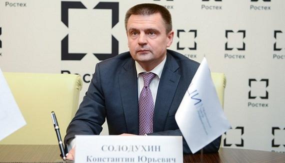 Гендиректор НЦИ Константин Солодухин может стать замминистра здравоохранения РФ