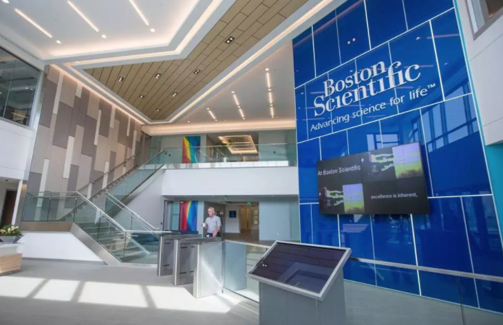 Прибыль Boston Scientific упала втрое