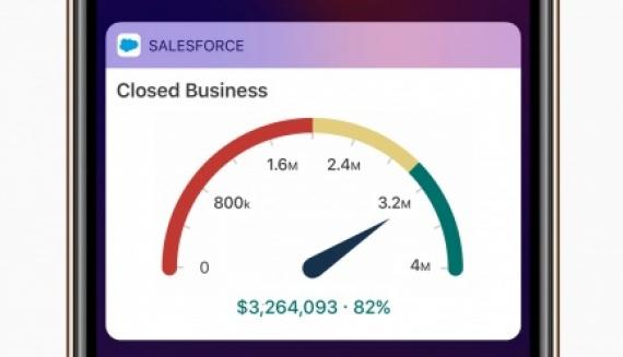Apple и Salesforce создали мощный альянс в корп секторе: Siri для бизнеса и совместный SDK для разработчиков
